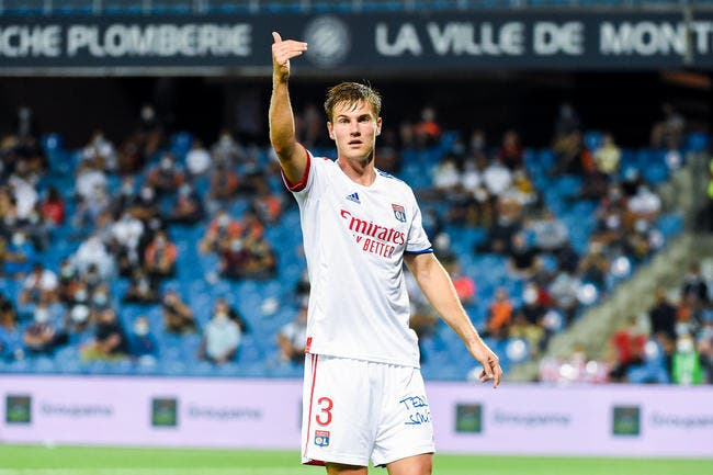 OL : Andersen, un incroyable dérapage du défenseur de Lyon ?