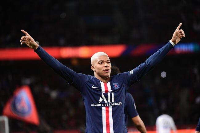 PSG : La valeur de Mbappé en baisse, Paris en alerte !