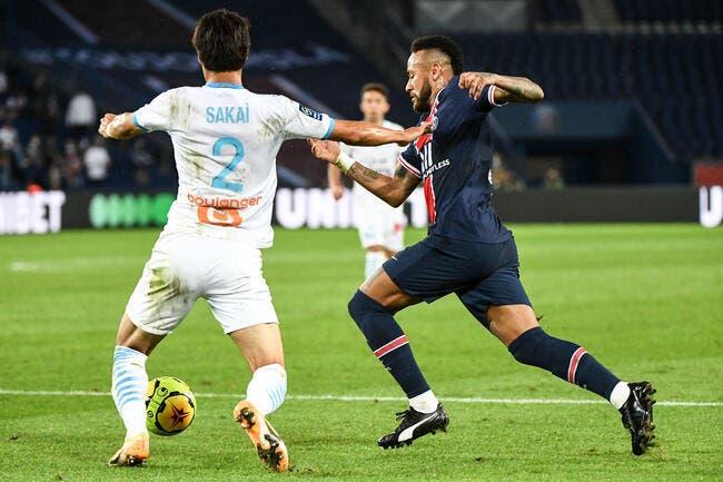 PSG-OM : L'insulte de Neymar contre Sakai ? Paris rigole