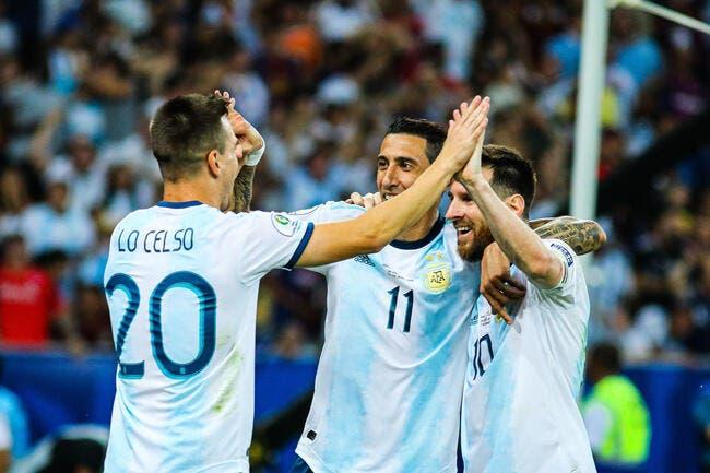 PSG : Ramener Messi au Paris SG, Di Maria était en mission !