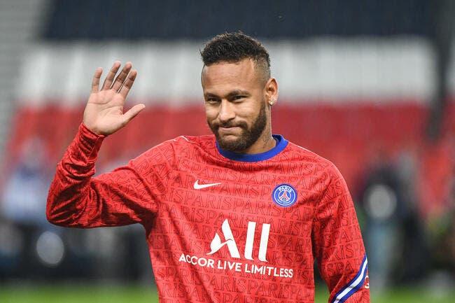 PSG : Messi à Paris en 2021, Neymar passe à l'action