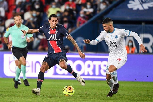 PSG-OM : Deux matchs pour Alvaro, Vincent Duluc a tranché