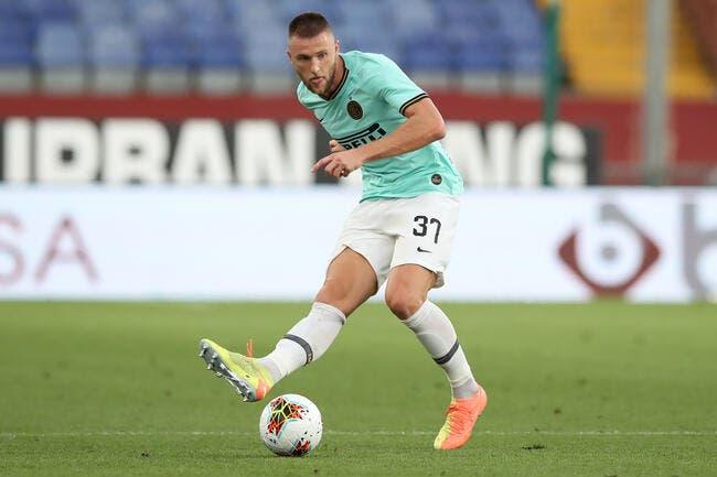 PSG : Tottenham accélère pour Skriniar, Leonardo peut pleurer
