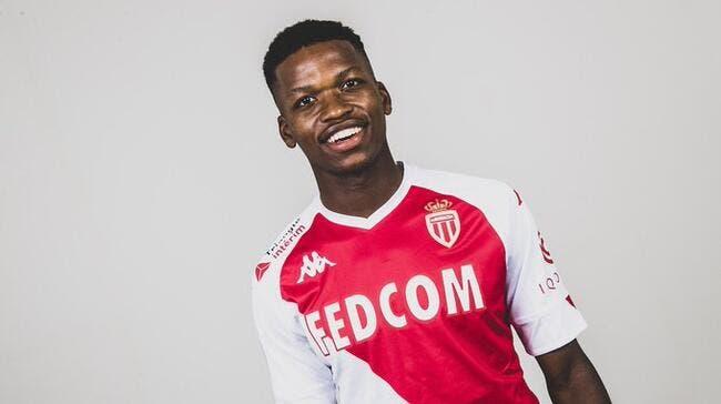 ASM : Florentino Luis officiellement prêté à Monaco