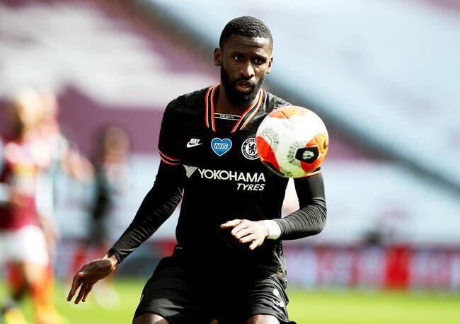 Chelsea impose ses conditions pour le transfert de Rudiger