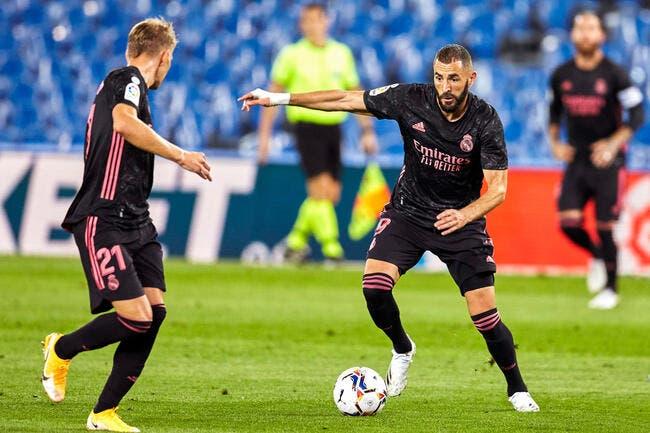 Real Madrid : Benzema chouchouté au mercato, c'est l'amour fou