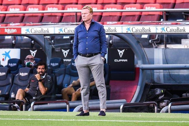 Barça : Suarez parti, Koeman fait éclater la vérité !