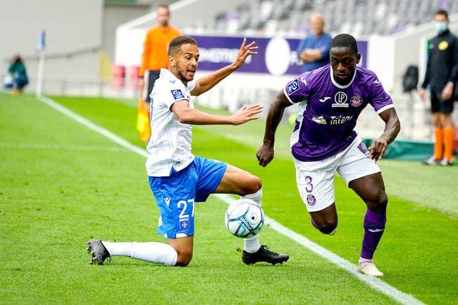 L2 : Après 23 matchs et 11 mois sans victoire, Toulouse gagne !