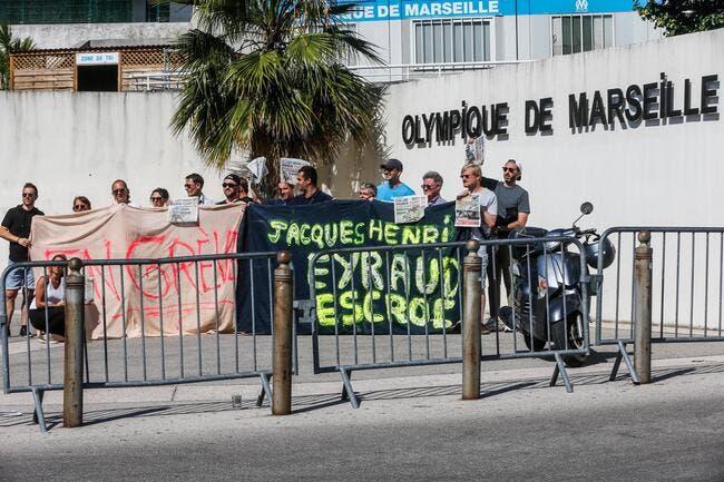 OM : Un an de prison avec sursis, les anti-Eyraud sont prévenus