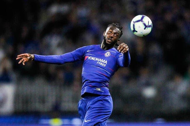 PSG : Paris et Bakayoko, les négociations commencent avec Chelsea
