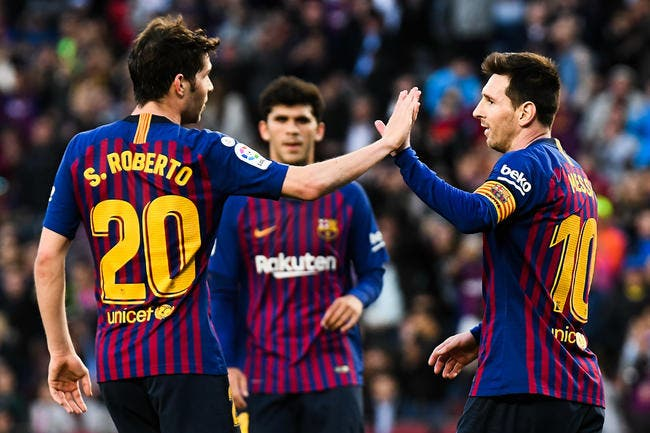 Esp : L'opération Messi 2021 est lancée à Barcelone !