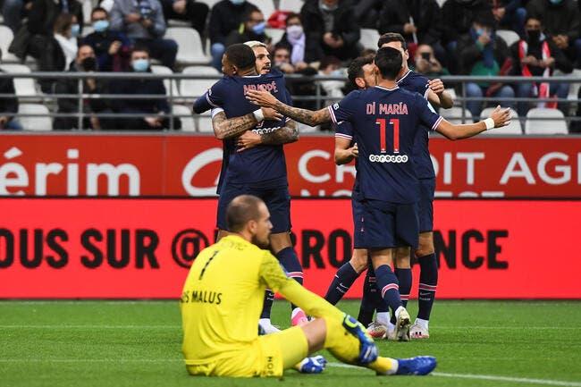 L1 : Icardi signe son retour, le PSG assure à Reims
