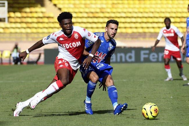 L1 : Monaco gagne à neuf, Montpellier sauve un point