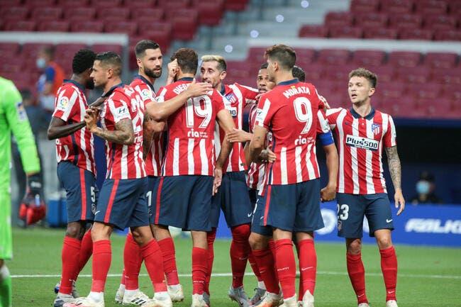 Liga : 6-1, l'Atlético régale et Luis Suarez frappe fort