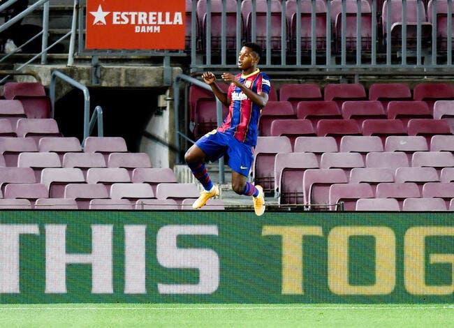 Liga : Messi et Fati régalent, le Barça de Koeman part fort