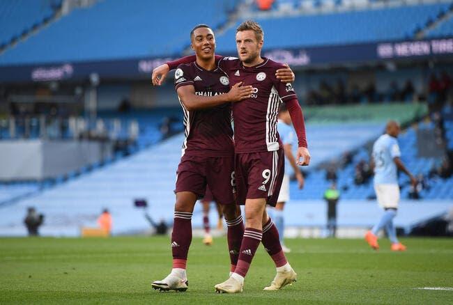 PL : Manchester City humilié à domicile par Leicester et Vardy