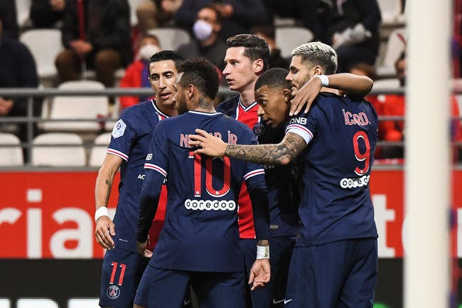PSG : Neymar, Mbappé et Icardi régalent, Paris redevient magique