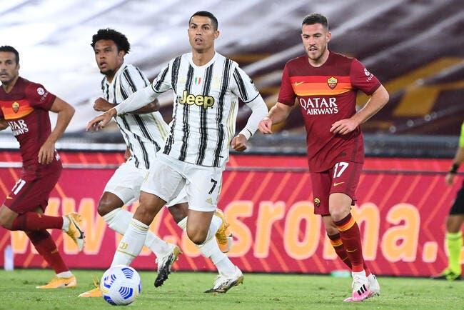 Serie A : Cristiano Ronaldo répond à Veretout, Rabiot voit rouge