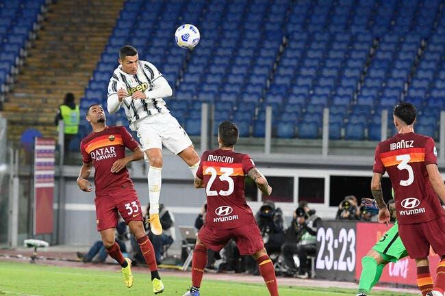 Ita : Cristiano Ronaldo est lancé, les records explosent