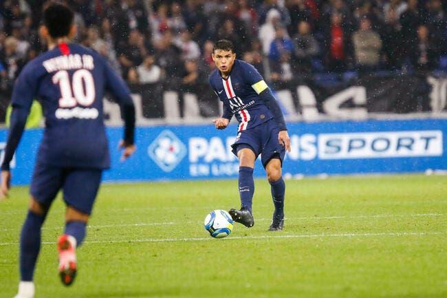 OL : Juninho a rêvé de faire signer Thiago Silva à Lyon