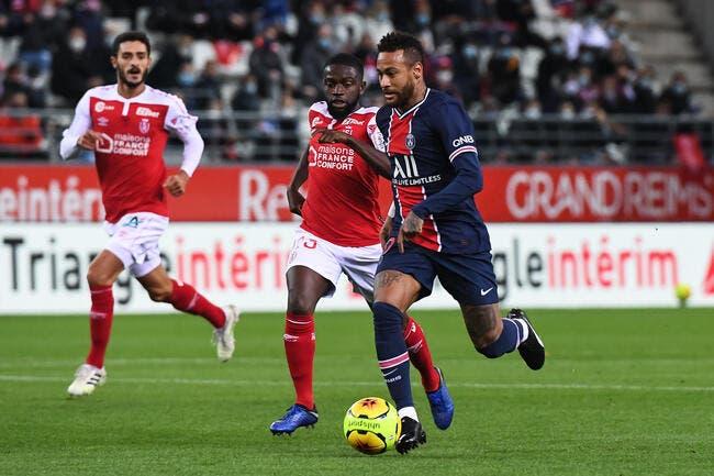 PSG : Neymar fait trembler tout Paris