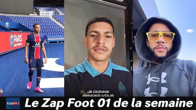 WTF : Mbappé humilié à l'entrainement, clash Rothen-Riolo sur RMC, Thauvin délaisse madame