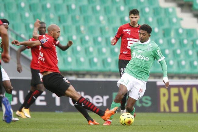 ASSE : Saint-Etienne craque, Fofana file à Leicester pour 45 ME !