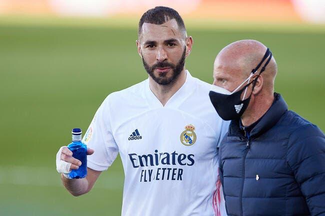 En pleine pandémie, Karim Benzema fait craquer l'Espagne