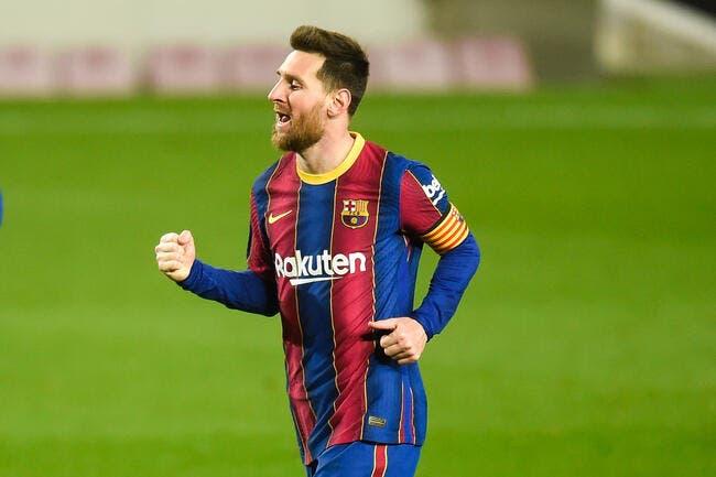Barça ou PSG : Messi va rester, une preuve de plus ?
