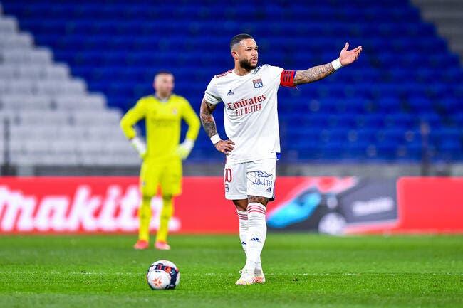 OL : Memphis Depay va signer au Barça, Lyon peut pleurer