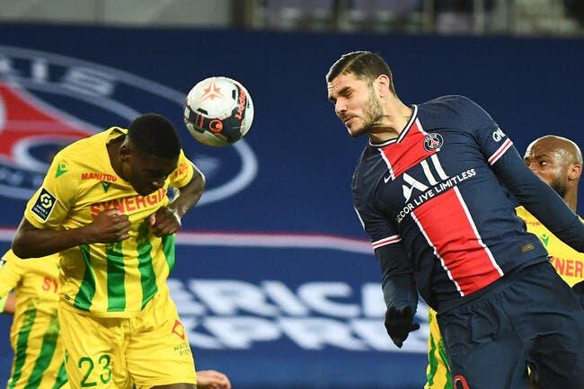 PSG : Mauro Icardi et Paris, c'est fini ?