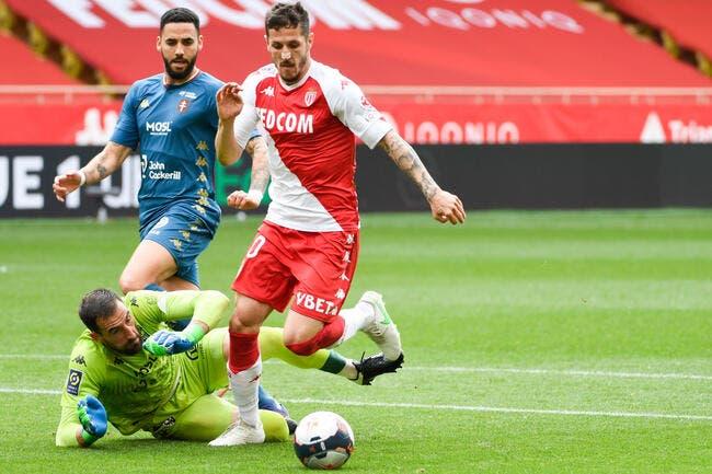 L1 : Monaco écrase Metz et sort Lyon du podium !