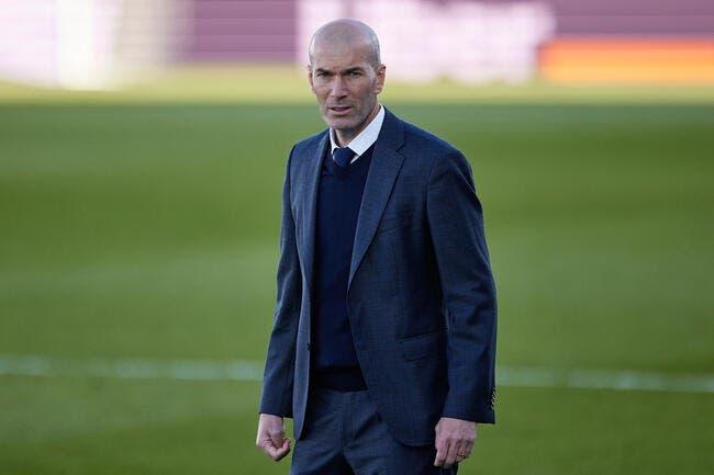 Esp : Les Bleus après Madrid, Zidane a un plan
