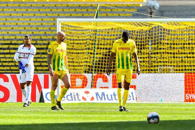 L1 : Nantes fonce vers la L2 admet Kombaouré
