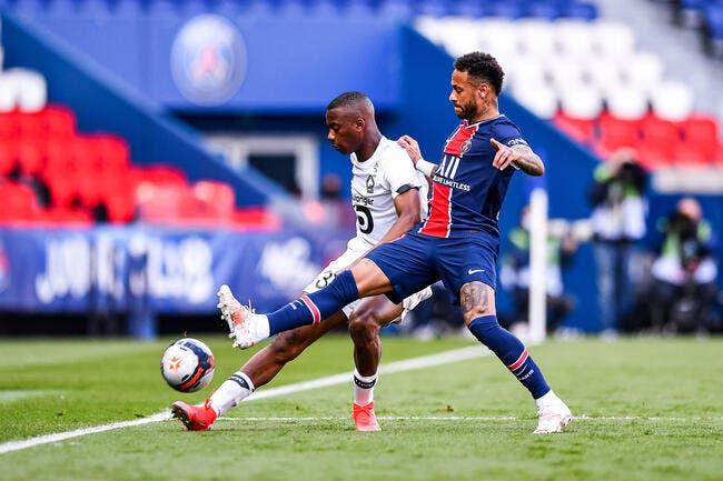 PSG : Neymar out 5 matchs, Paris tremble