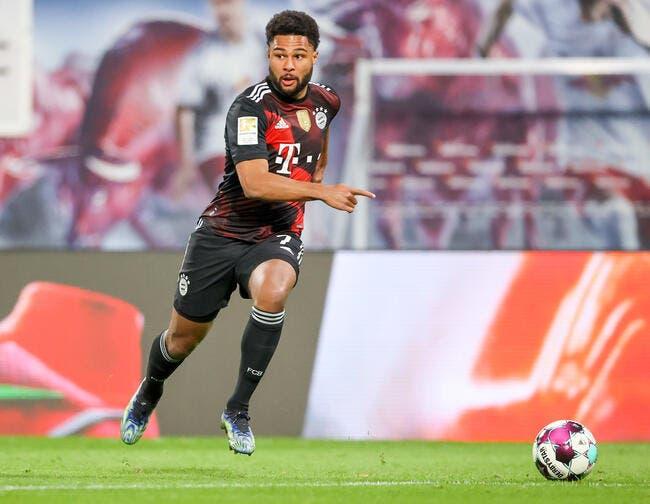 Bayern : Gnabry très incertain contre le PSG ?