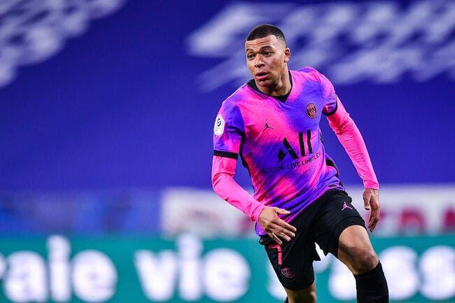PSG : Le maillot rose, la mine d'or de Paris !