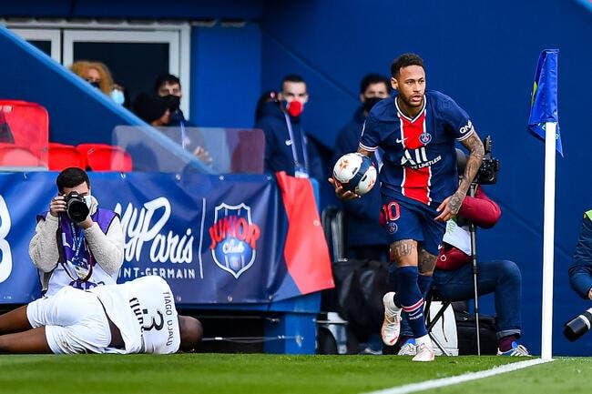 PSG : Neymar épargné, un énorme miracle !