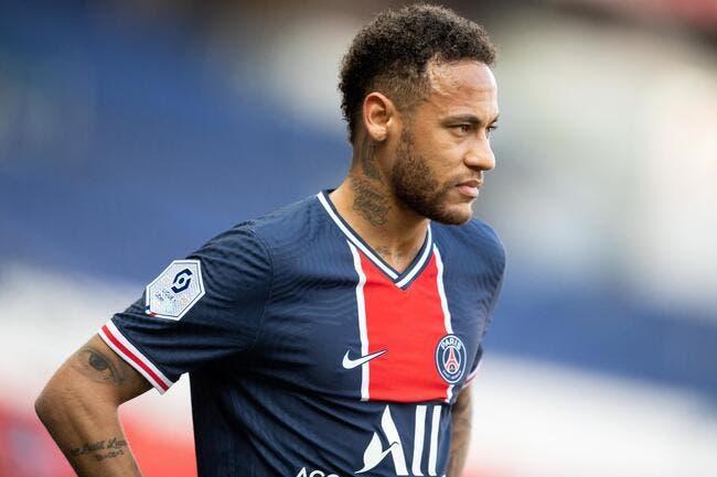 L1 : Neymar suspendu 3 matchs dont 1 avec sursis