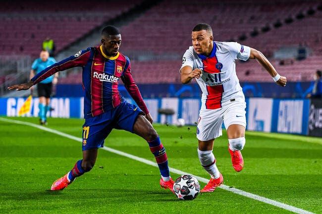 PSG : Griezmann, Dembélé, un deal d'anthologie avec Neymar ?