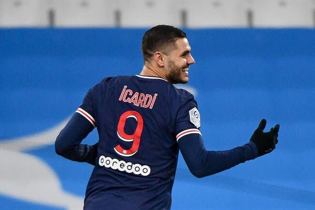 PSG : Icardi à l'AC Milan, une trahison à 55ME ?