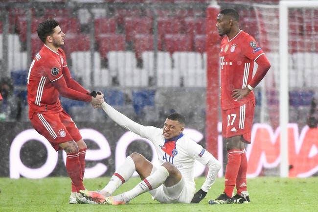 PSG : Le Bayern choqué par sa défaite