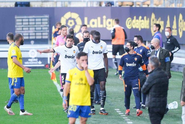 Affaire Diakhaby : Pas de preuve de racisme selon la Liga