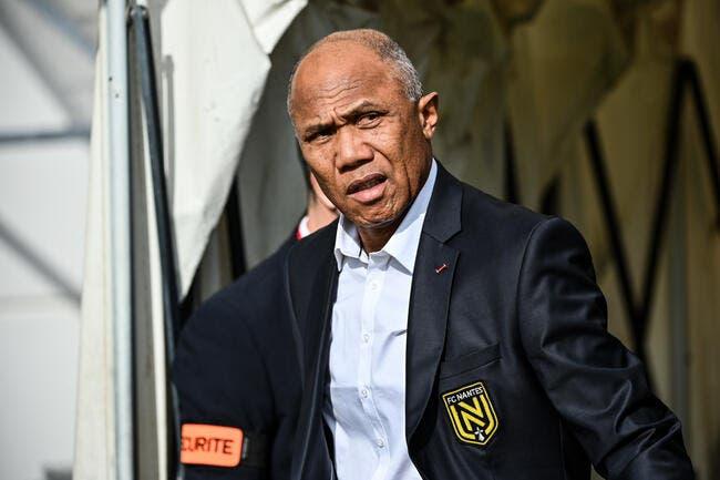 FCN: Son altercation avec Pallois, Kombouaré a adoré