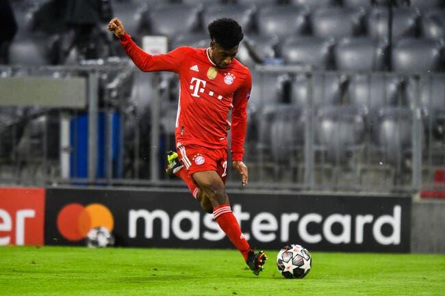 All : Kingsley Coman touché au genou, Munich tremble