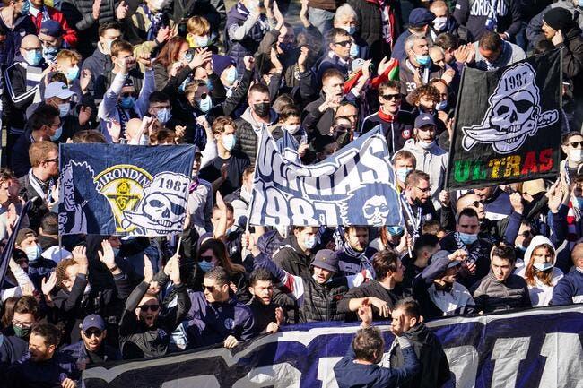 Bordeaux : Les supporters stoppent l'entraînement