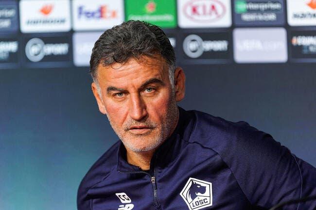 OL : Galtier entraîneur de Lyon, il l'annonce !