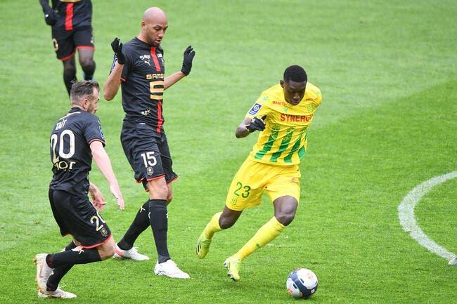 L1 : Rennes s'adjuge le derby et revient sur l'OM