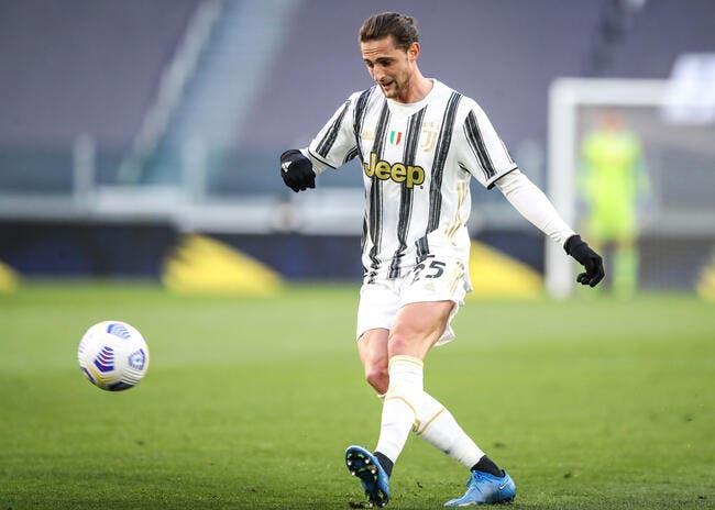 Mercato : Rabiot va encore faire mal au PSG
