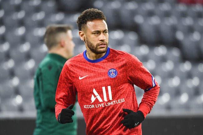 PSG : Madrid a offert 300ME pour Neymar